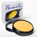 Paradise Mango 40g by Mehron contains Aloe and Coconut, applies easily, gives great coverage and feels great on the skin.