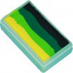 TAG 1 Stroke Snake 30g, Yellow, Light Green, Mid Green, Black