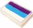 1 Stroke Bluebell 30g, White, Light Blue & Purple- exclusive to Always Wicked Art!