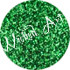 Emerald Green Opaque Glitter