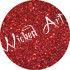 Ruby Red Glitter is opaque cosmetic grade, very fine and extremely sparkly. It is great for Face and Body Painting and Glitter Tattoos