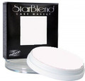 White StarBlend  is fade resistant, perspiration resistant and non-streaking, everything that a performer needs under the hot lights.