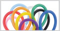 Traditional Assortment- 100 pack 260Q Latex modelling Balloons