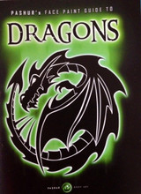 Dragons- a step by step guide by world acclaimed Artist & animal lover, Pashur House