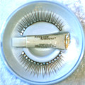 Crystal Diamonte Eyelashes with adhesive