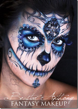 Fantasy Makeup by Bec Anthony