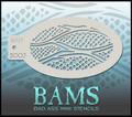 BAM Snake Stencil 3007