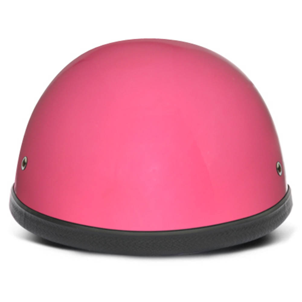 Ladies | Womens Pink Novelty Motorcycle Helmet by Daytona - Size XS-2XL