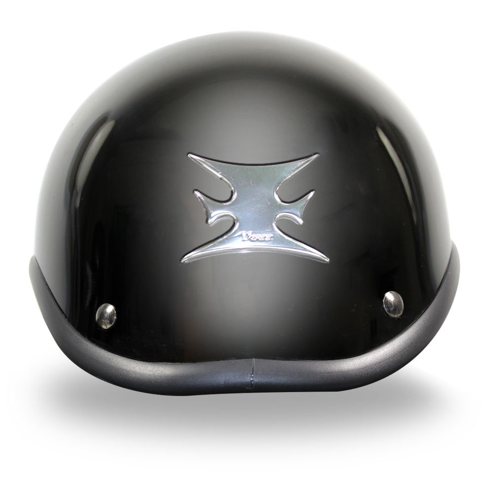 Black Chrome - Gladiator with Maltese Cross