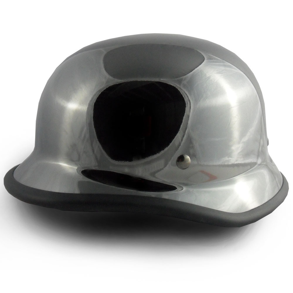 Black Chrome - German Novelty Headwear