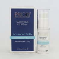 Priori Smoothing Eye Serum Advanced AHA, 0.5 oz.
