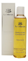 Le Mieux Exfoliating Cleansing Gel, 6 oz.