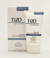 Tizo Age Defying Fusion Ultra Zinc Body & Face Sunscreen SPF 40 NON-TINTED, 3.5 oz.