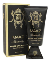 Maaz Signature Line White Mulberry Smoothing Balm, 5 oz.