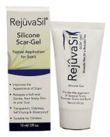 Scar Heal RejuvaSil Silicone Scar-Gel, 0.5 oz.