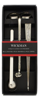 Wickman Multi-Pack with Bell Snuffer, Wick Dipper and Trimmer MP01