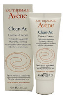 Avene Clean-AC Cream, 1.35oz