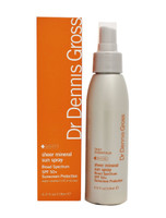 Dr Dennis Gross Sheer Mineral Sun Spray SPF 50+, 4oz