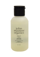 John Masters Organics Geranium &Grapefruit Body Wash, 2oz