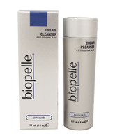 Biopelle Cream Cleanser For Dry Skin, 6oz