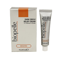 Biopelle Dark Circle Relief Cream, 0.5oz