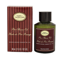 The Art of Shaving Sandalwood Pre-Shave Oil, 2 oz.
