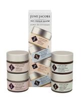 June Jacobs Mini Masque Quartet, 4 pk