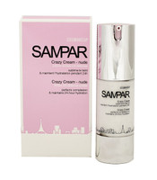 Sampar Crazy Cream-Nude: Tinted UV Defense Cream, 1oz