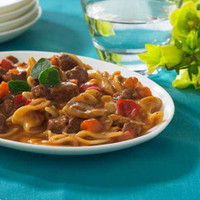 Healthwise Beef Stroganoff with Noodles