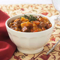Healthwise Vegetable Stew with Beef