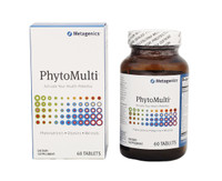 Metagenics PhytoMulti Dietary Supplments, 60 Tablets