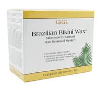 Gigi Brazilian Bikini Wax Microwave Formula Hair Removal System