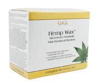Gigi Hemp Wax Microwave Formula Hair Removal System
