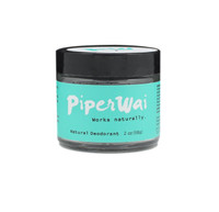 PiperWai Natural Deodorant, 2 oz.