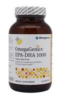 Metagenics OmegaGenics EPA-DHA 1000, 60 softgels