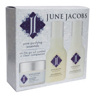 June Jacobs Pore Purifying Essentials, 3 ct.