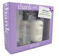 Philosophy Thank You! Gift Set