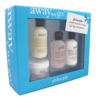 Philosophy Away We Go! Gift Set