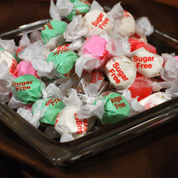 Linn's Sugar-Free Salt Water Taffy 8 oz.
