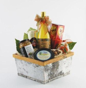 Wine & Cheese Party Gift Box