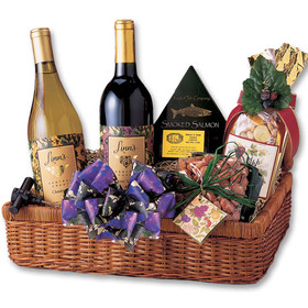 Linn's Wine Pairing Gift Tray