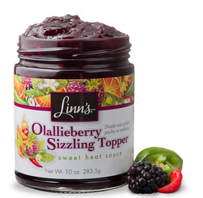 Olallieberry Sizzling Topper Sauce