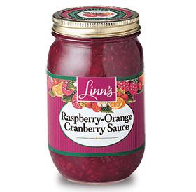 Linn's Raspberry-Orange Cranberry Sauce