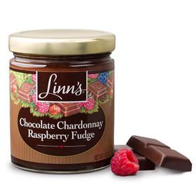 Chocolate Chardonnay Raspberry Fudge Topping