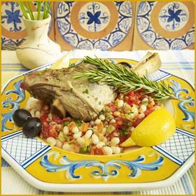 Mediterranean Lamb Shanks
