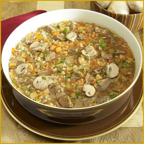 Grandpa's Favorite Beef Barley Soup Mix