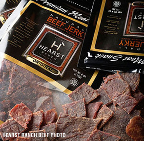 Hearst Ranch Beef Jerky 8 oz.