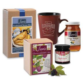 Linn's Tea & Mug Gift