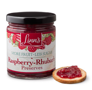 Linn's Raspberry Rhubarb Preserves