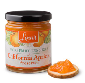 California Apricot Preserves